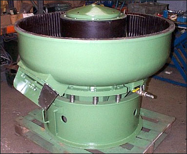 FM10 Vibratory bowl machine Image