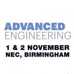 Advanced Engineering Show, Birmingham 1st -2nd November 2017