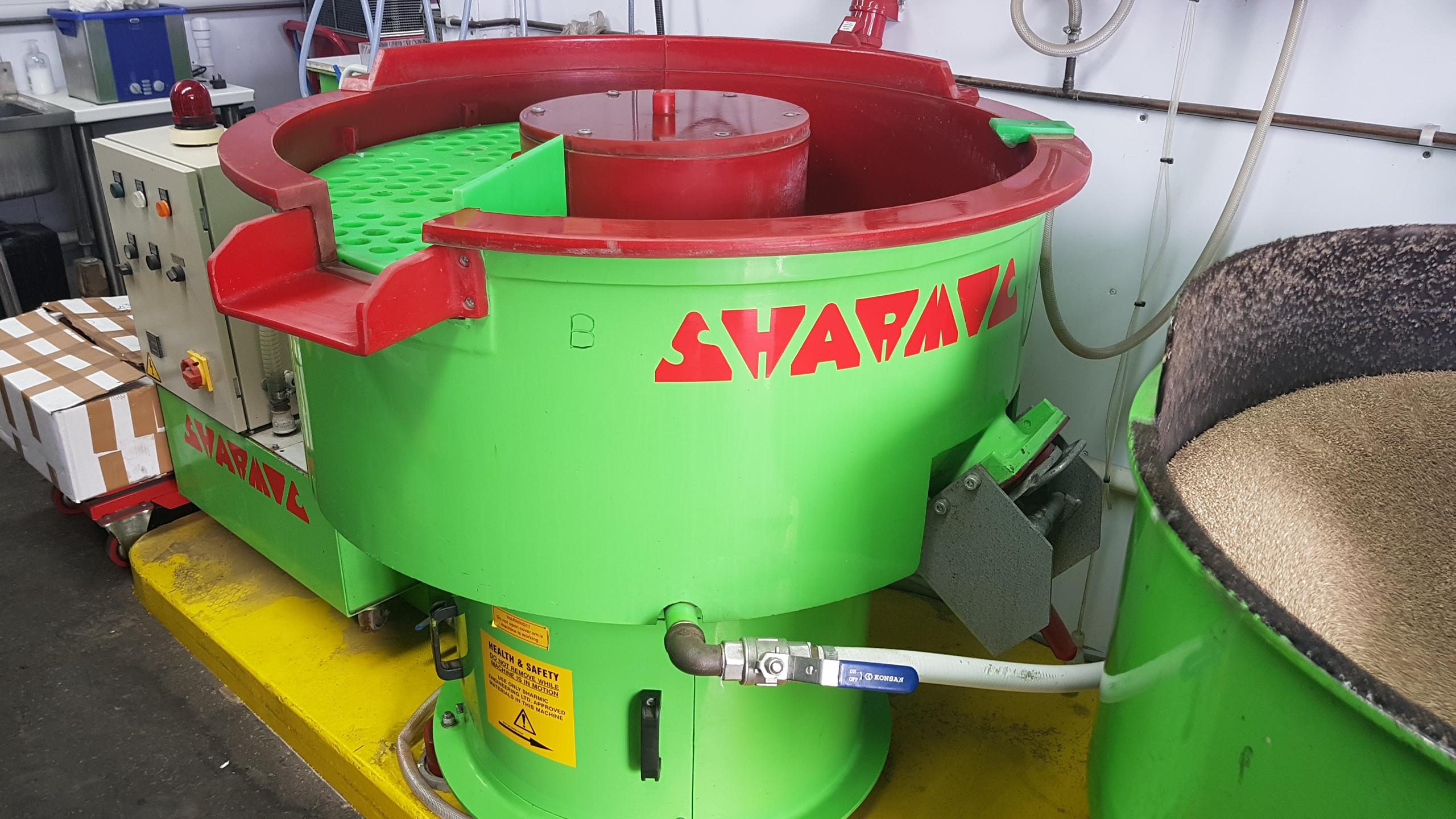 VRM225 finishing machine (Used) Image